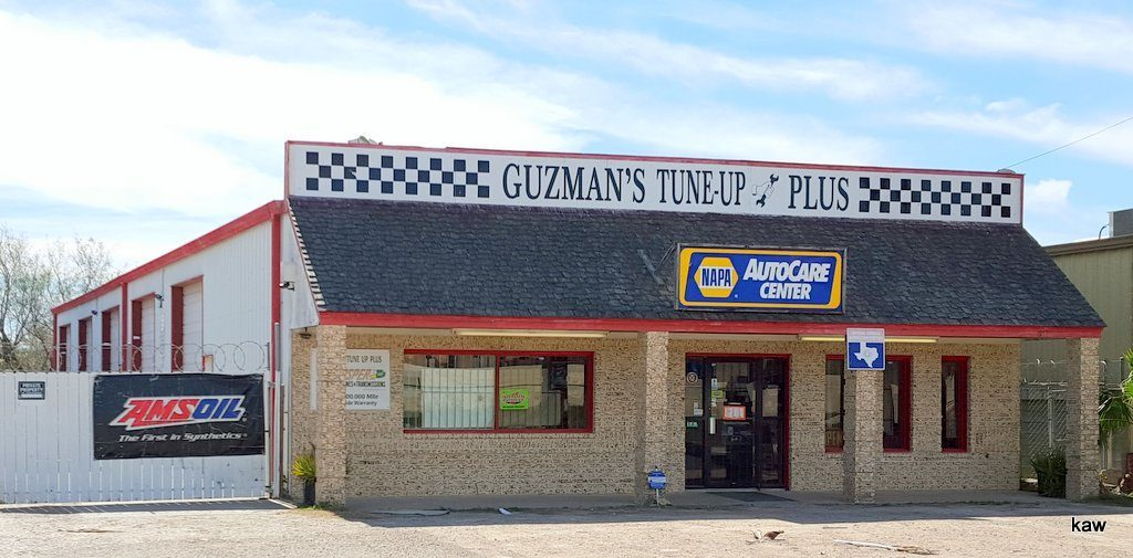Photo of Guzman's Tune-Up Plus, Mission, Texas.