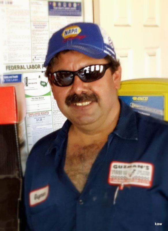 Photo of Eddie Guzman,  Owner, Guzman's Tune-Up Plus, Mission, TX