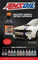 Photo of AMSOIL Retail Catalog